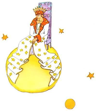 personnage rencontre petit prince