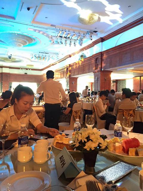 Lễ giới thiệu Dự Án GoldSilk Complex ngày 14-06-2015