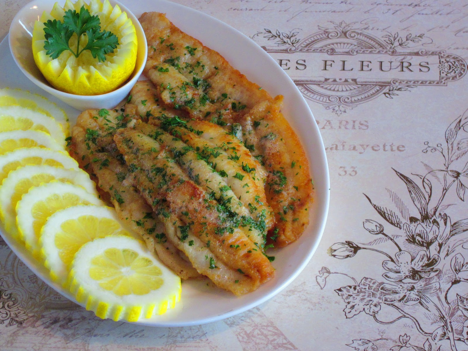 recipes magazine: Seafood
