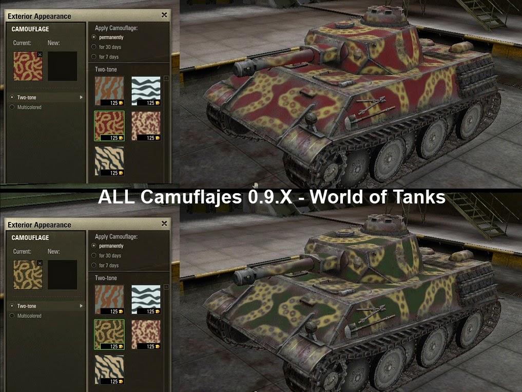 Camuflaje para todos tus tanques sin gastar oro gratis 09x camuflaje para todos tus tanques sin gastar oro gratis 09x world of tanks gumiabroncs Images