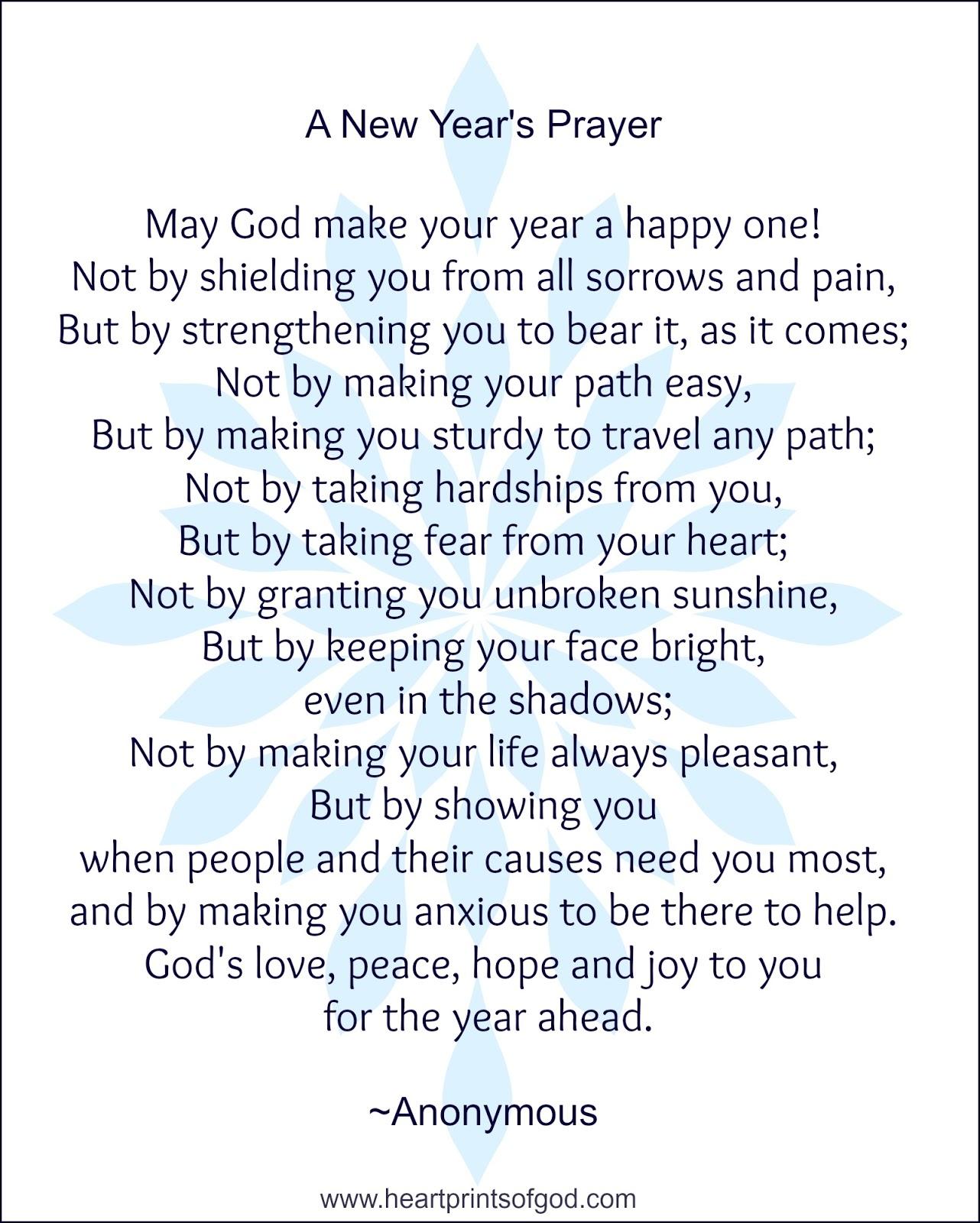 Heartprints of God: A Prayer for You~