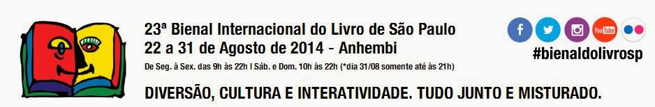 BIENAL INTERNACIONAL DO LIVRO ANHEMBI SÃO PAULO