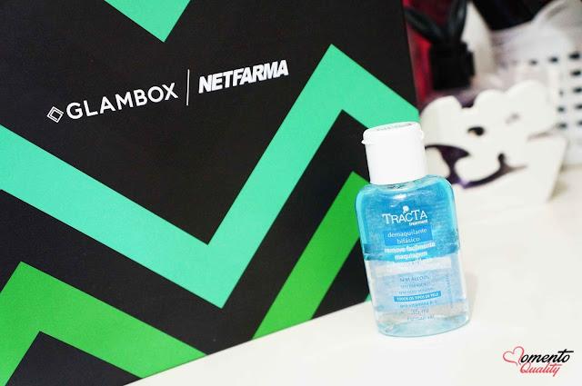 Glambox/Netfarma Demaquilante Bifásico Tracta