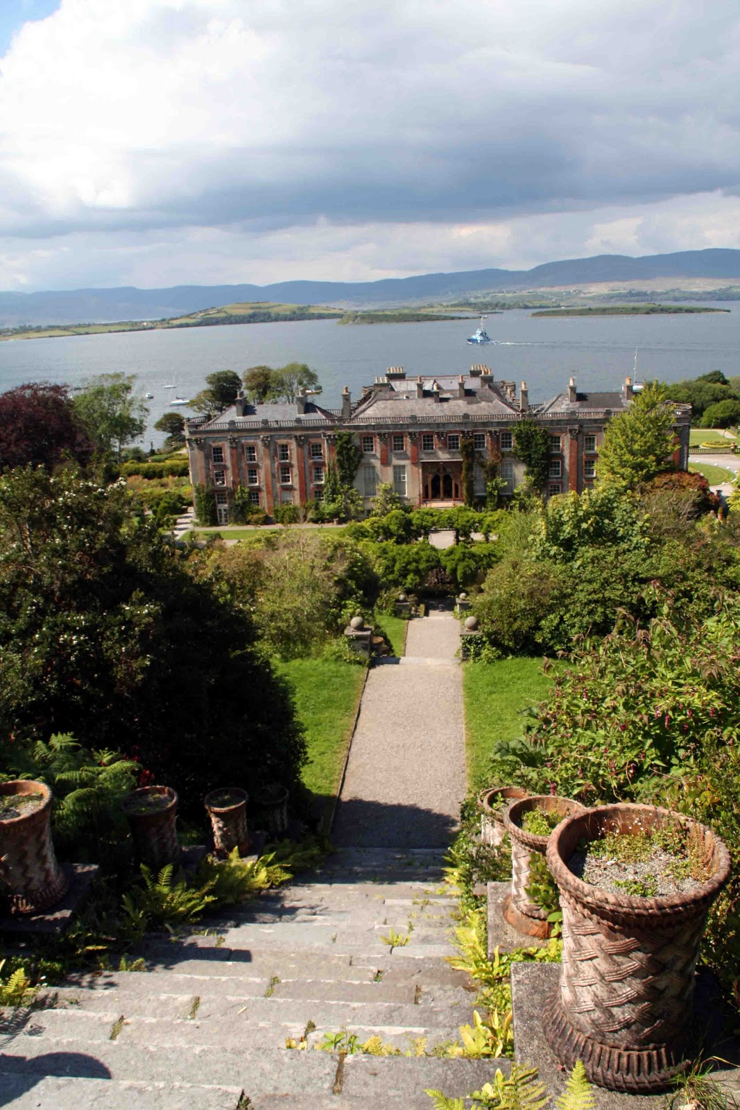 Corkman On Tour Bantry House And Gardens