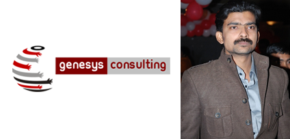 GENESYS CONSULTING FOUNDER PARIMAL MADHUP