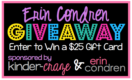 Win A $25 Erin Condren Gift Card!