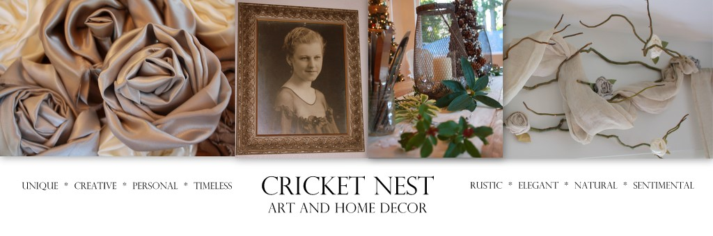 Cricket Nest Decor