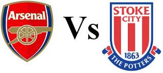 مباراة آرسنال و ستوك سيتي بث مباشر بتاريخ 17-01-2016 الدورى الانجليزى