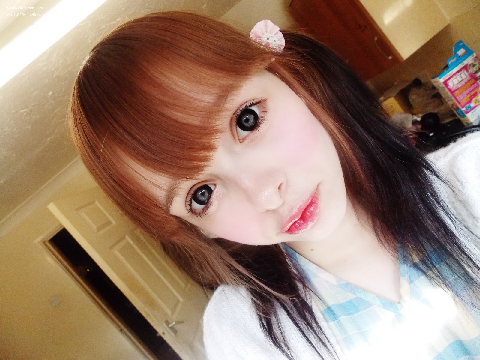 Now I Found My Perfect Eyeliner To Achieve A Ulzzang Ish Look Most Of You See Me Sporting This Look A Lot Now Im Sharing It With You All E D A