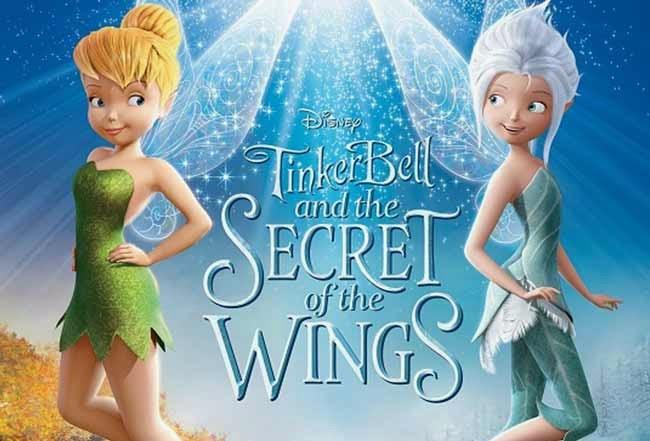 secret of the wings (2012) full movie