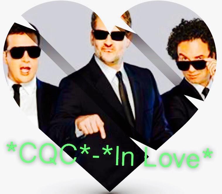 *CQC*-*In Love* © - O Blog com mais conteúdo sobre o CQC