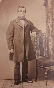 6.007.Niels Peter Frederiksen (1833-1917) som ung