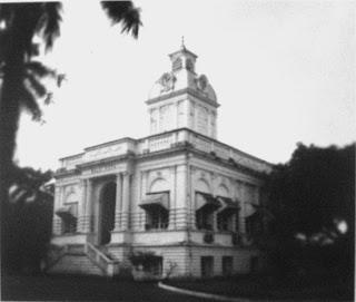 Gedung Balai Kota Lama Medan