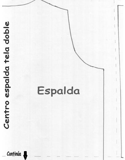 Salida De Baño Ninos Moldes:Hilos de Aralena: Bata de baño MONTRUOSAAAA!