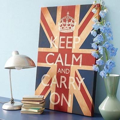 cuadro keep calm