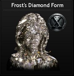 Frost's Diamond Form at Mafia Wars