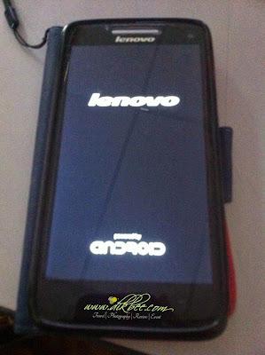 Apa Nak Buat Bila Telefon Lenovo S960 Hang ?