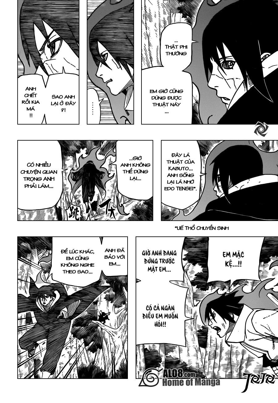 Naruto chap 576 Trang 6 - Mangak.info