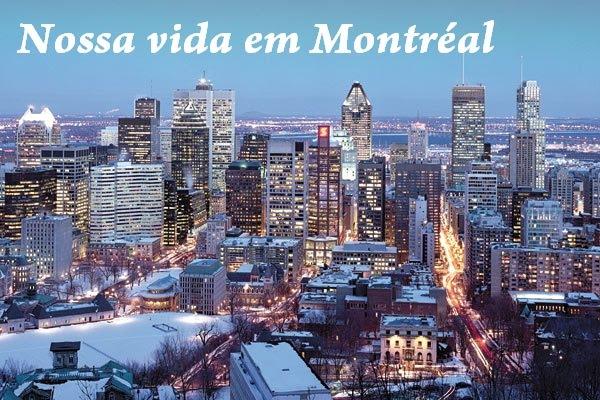 Nossa  Vida  em  Montréal