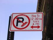 nyc alternate side parking calendar