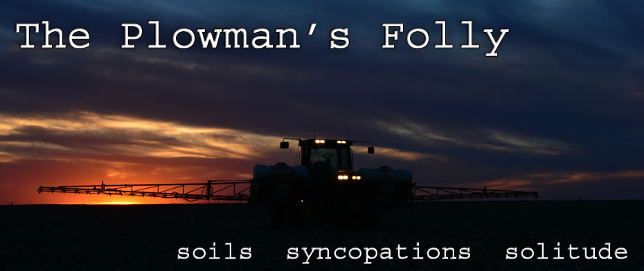 The Plowman's Folly