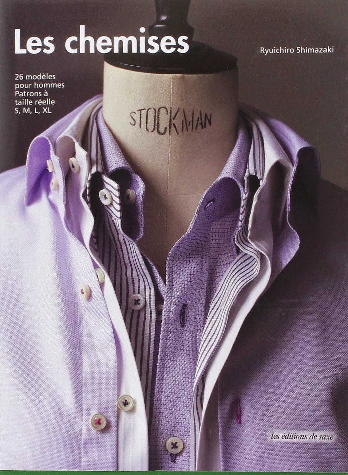 la chemise de tom sawyer l 39 nerv e de la machine coudre. Black Bedroom Furniture Sets. Home Design Ideas