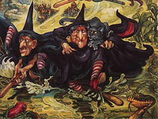 Witches by Terry Pratchett