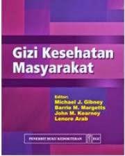 Buku Gizi Kesehatan Masyarakat by Michael J. Gibney