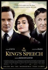 Afiche de The King's Speech