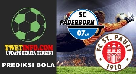 Prediksi Paderborn vs St Pauli, 2 Bundesliga 26-09-2015