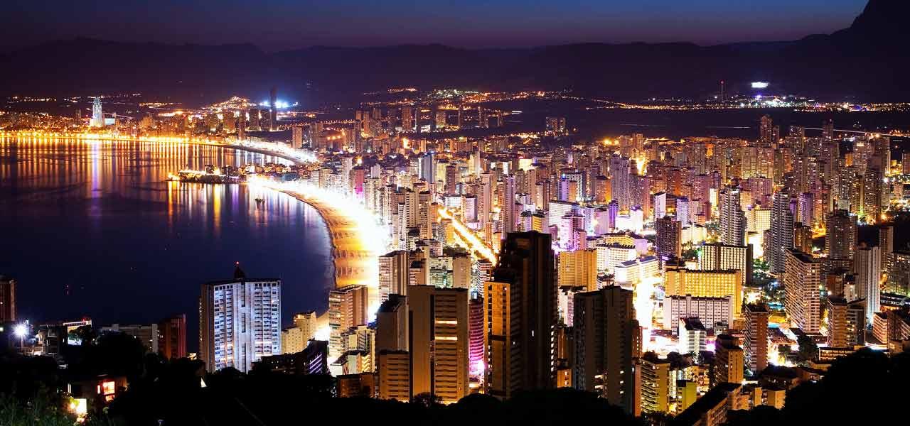 mayor proporcin de rascacielos por habitante edificios entre los que se encuentra tambin el hotel mas alto de europa el hotel bali