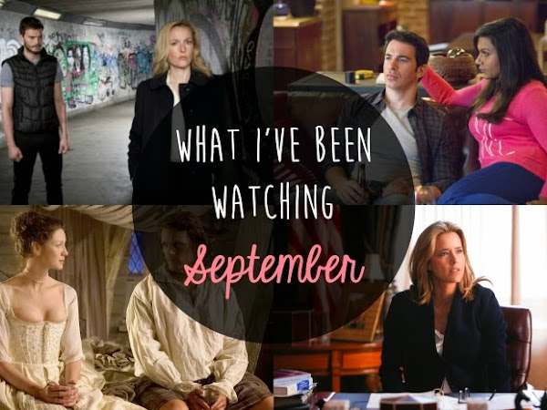 What I've Been Watching   September 2014