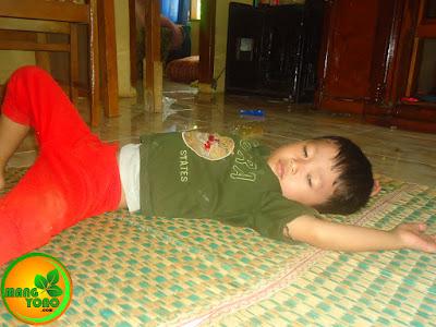 Bahaya tidur telentang dan tidur Tengkurap
