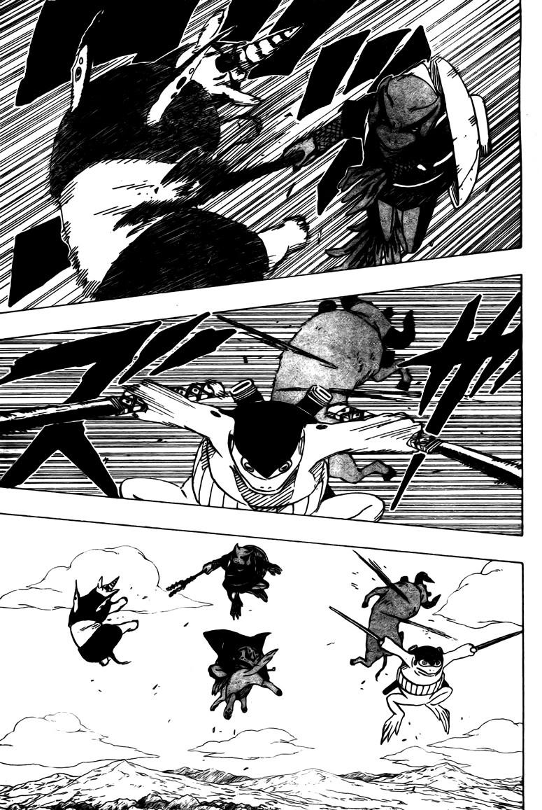 Naruto chap 431 Trang 16 - Mangak.info