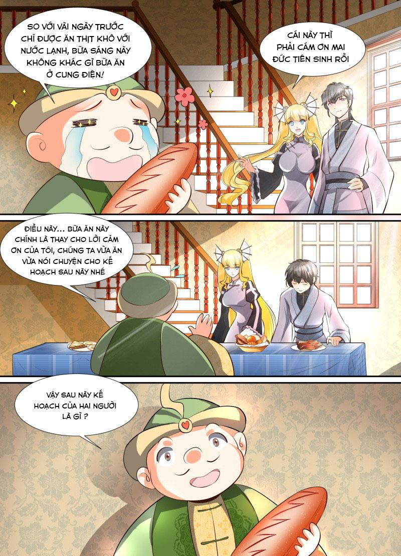 Triệu Hoán Thánh Kiếm - Chap 15