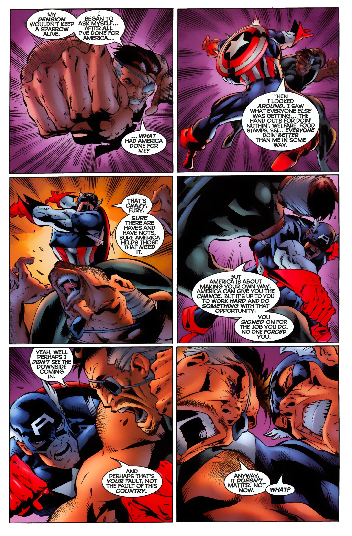 Captain America (1996) Issue #11 #11 - English 13