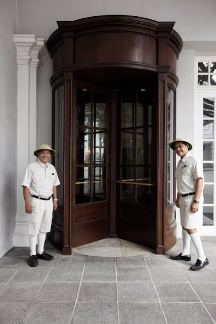 Afternoon Tea, 1885, Eastern and Oriental Hotel, Penang