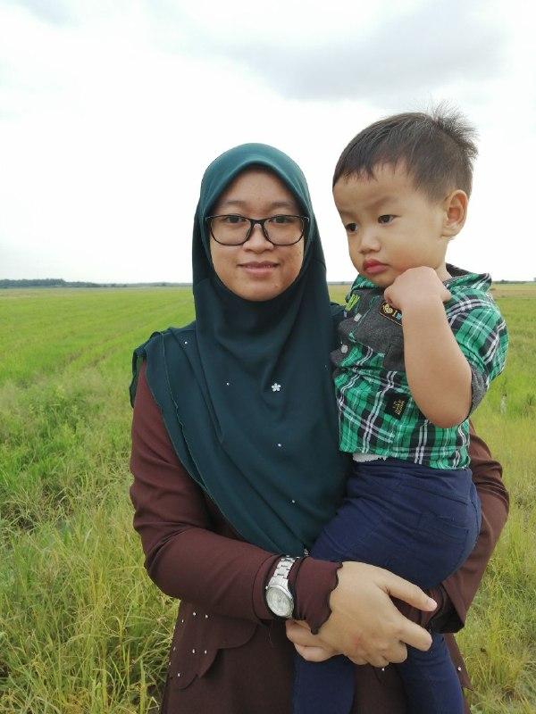Ibu & Baihaqi