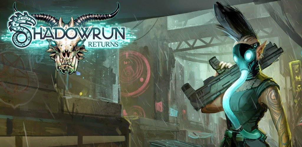 Shadowrun Returns v1.2.6 APK+DATA