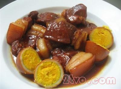 Thịt kho tàu - cách nấu thịt kho tàu thật ngon