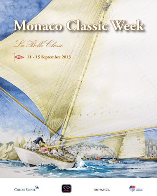 Monaco Classic Week boat rental