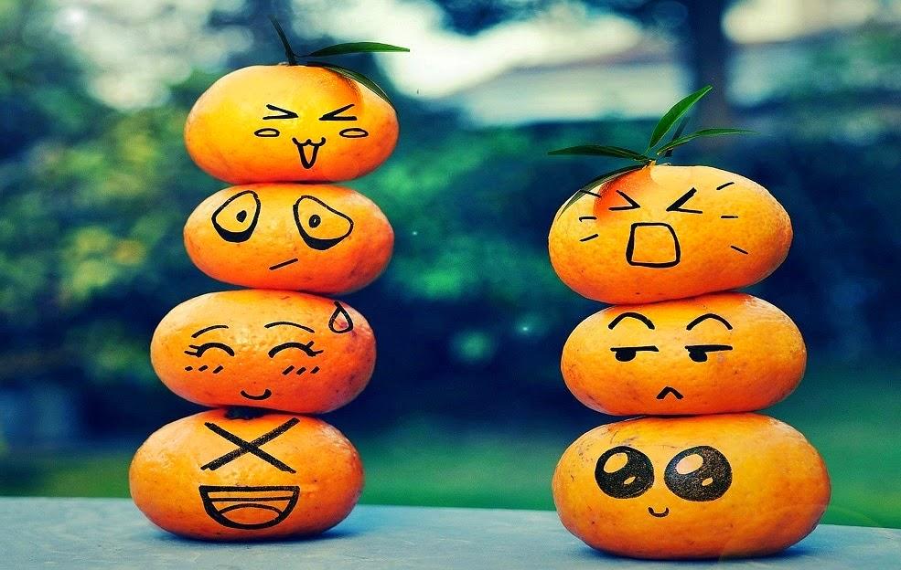 meme buah buahan yang lucu dan imut