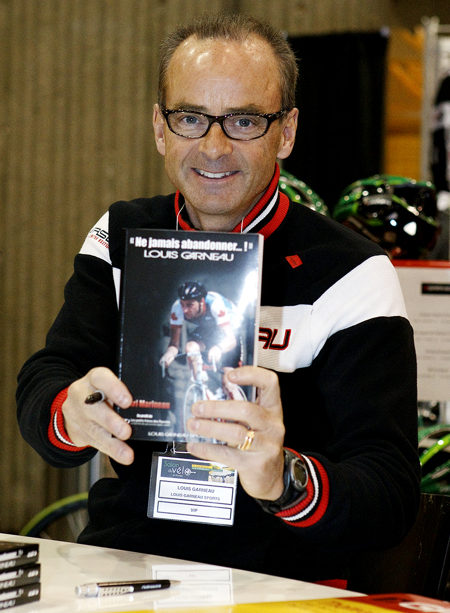 The montreal bike show last day sunday february 19 2012 for Miroir montreal