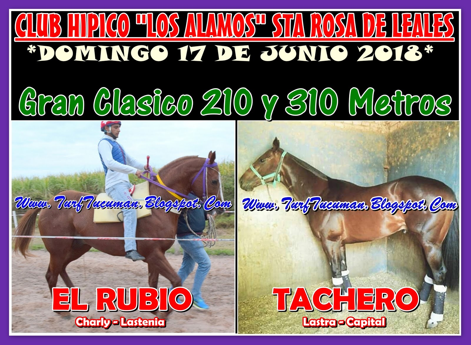 RUBIO VS TACHERO