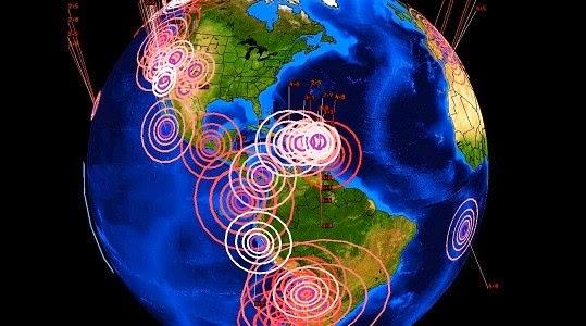 Τα βουνά ψηλώνουν και οι σεισμοί πληθαίνουν εξαιτίας μας