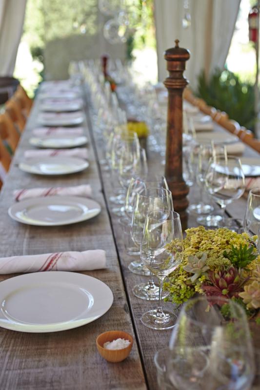 Della Fattoria Ranch Dinner in Petaluma