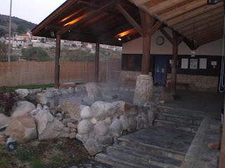 Termas Chavasqueira, Spa, Ourense, zen; ibernisha
