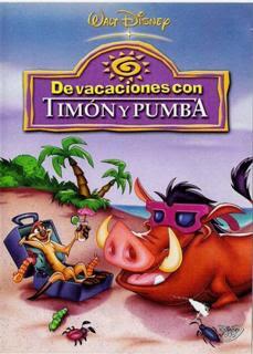 De Vacaciones Con Timon y Pumba – DVDRIP LATINO