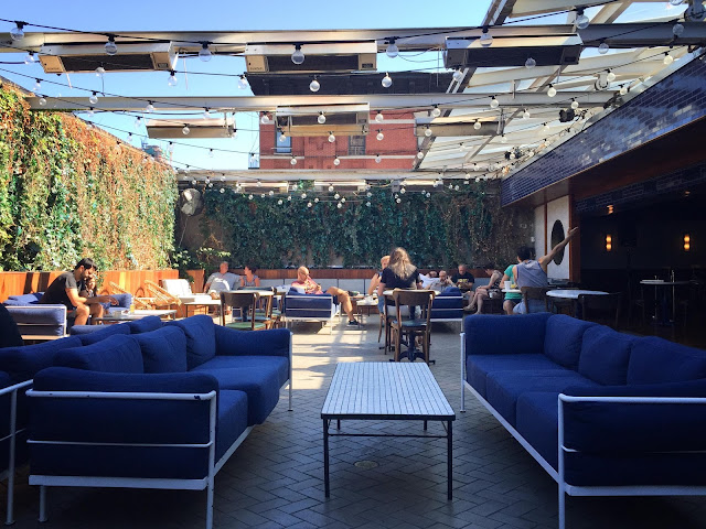 Patio | Maritime Hotel | NYC | Chichi Mary