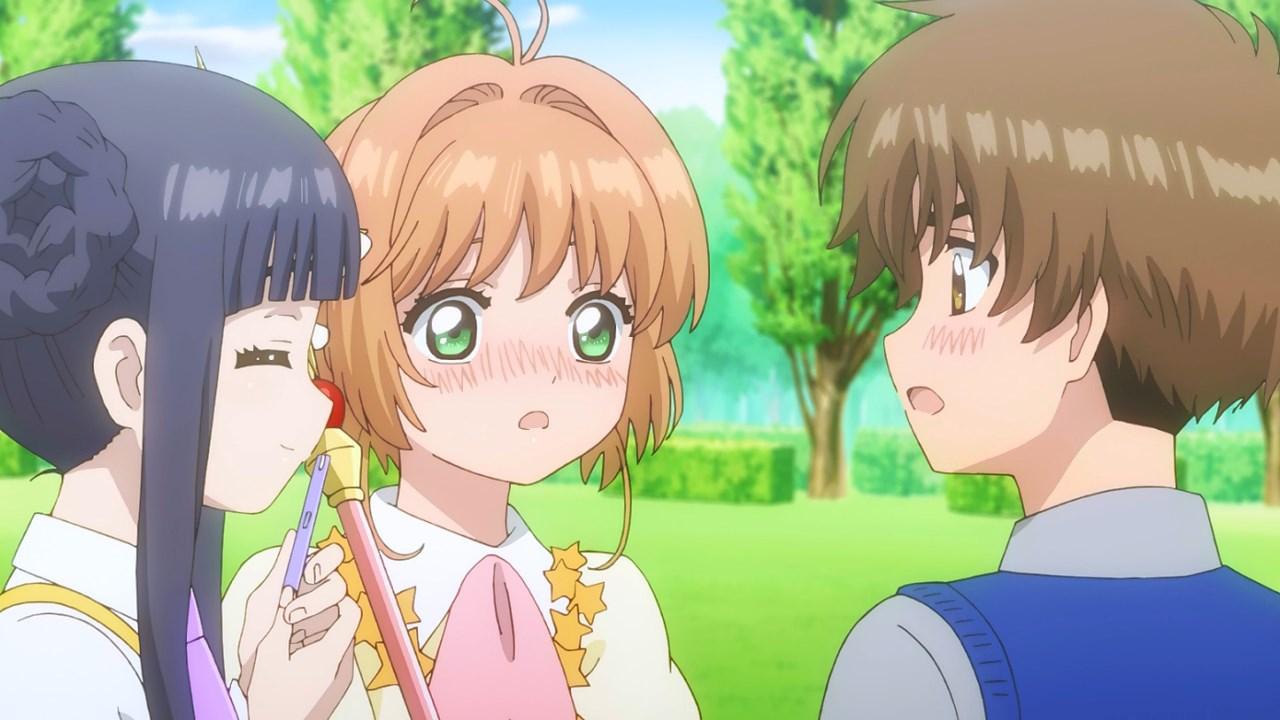 Cardcaptor Sakura: Clear Card-hen Episodio 7